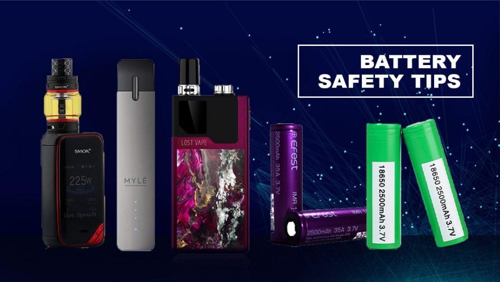 Battery Safety Tips | Cloudtheorem