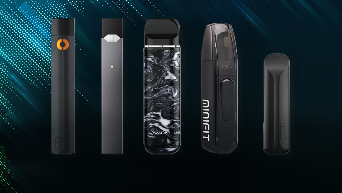 vaping TOP 5 DEVICES
