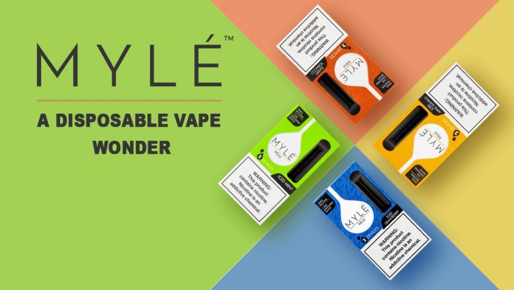 MYLE Mini | Cloudtheorem vaping reviews