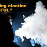 Is vaping nicotine harmful