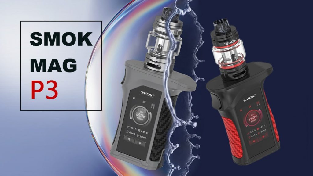 SMOK MAG P3 | Cloudtheorem vaping reviews