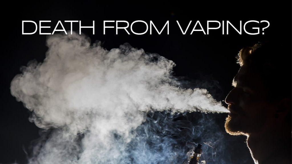 death from vaping? | Cloudtheorem