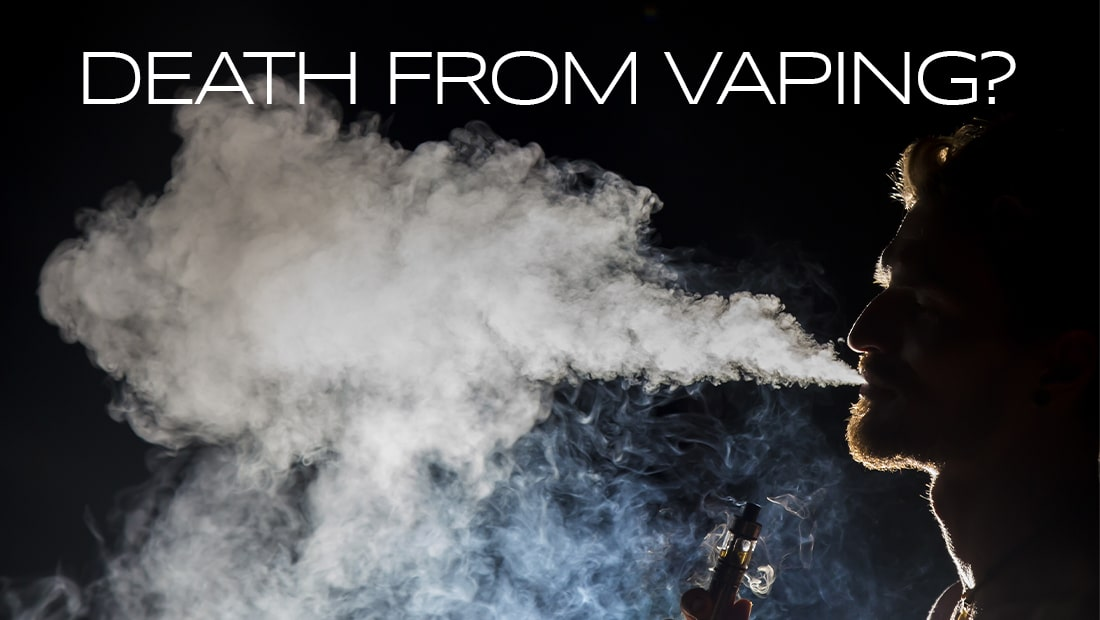 Death from e-liquid | Cloudtheorem vaping news