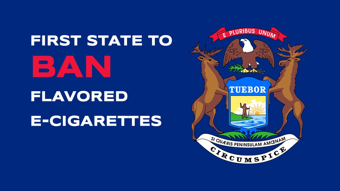 Michigan ban flavored e-cigarettes