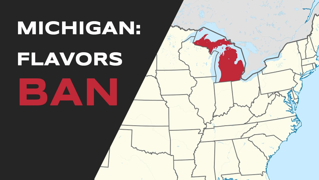 Michigan Flavors Ban | Cloudtheorem