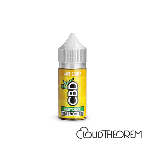 CBDfx Fruity Cereal CBD Vape Juice