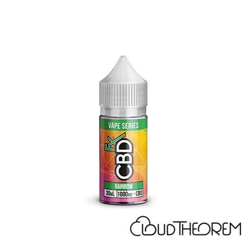CBDfx Rainbow Candy CBD Vape Juice