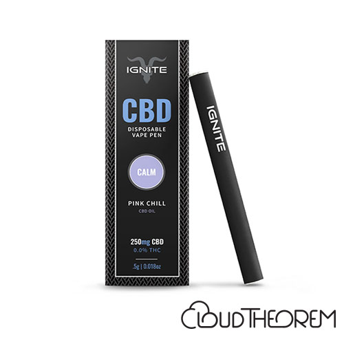 IGNITE CBD Vape Pen Pink Chill (Calm)