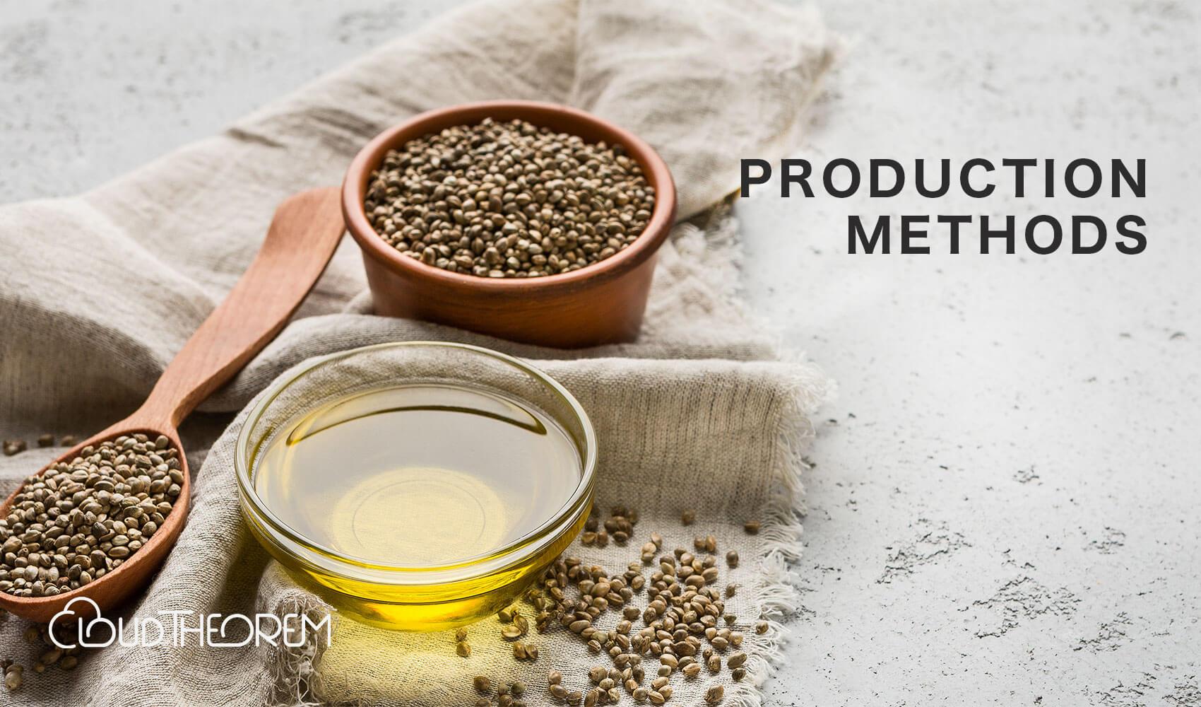 Hemp Oil vs CBD Oil: Production methods | Cloudtheorem