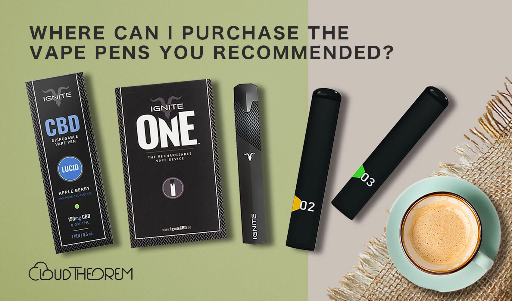 Where can I purchase the vape pens you recommended? | Cloudtheorem