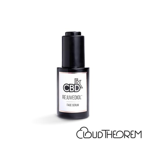 CBDfx Full Spectrum CBD Face Oil Serum Lab Report