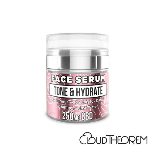 ERTH Hemp CBD Face Serum – Tone & Hydrate Lab Report