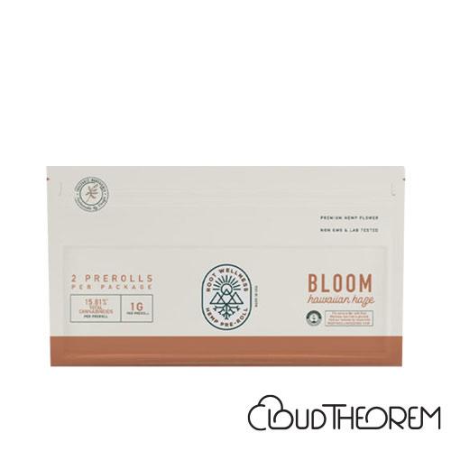 Root Wellness Hemp Bloom Pre Roll 2 Pack Lab Report
