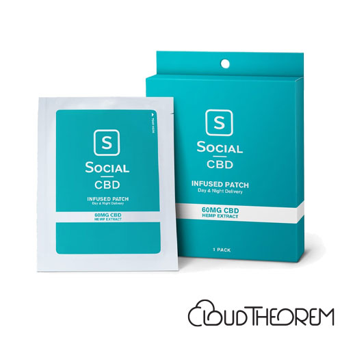 Social CBD Infused Patch Lab Report