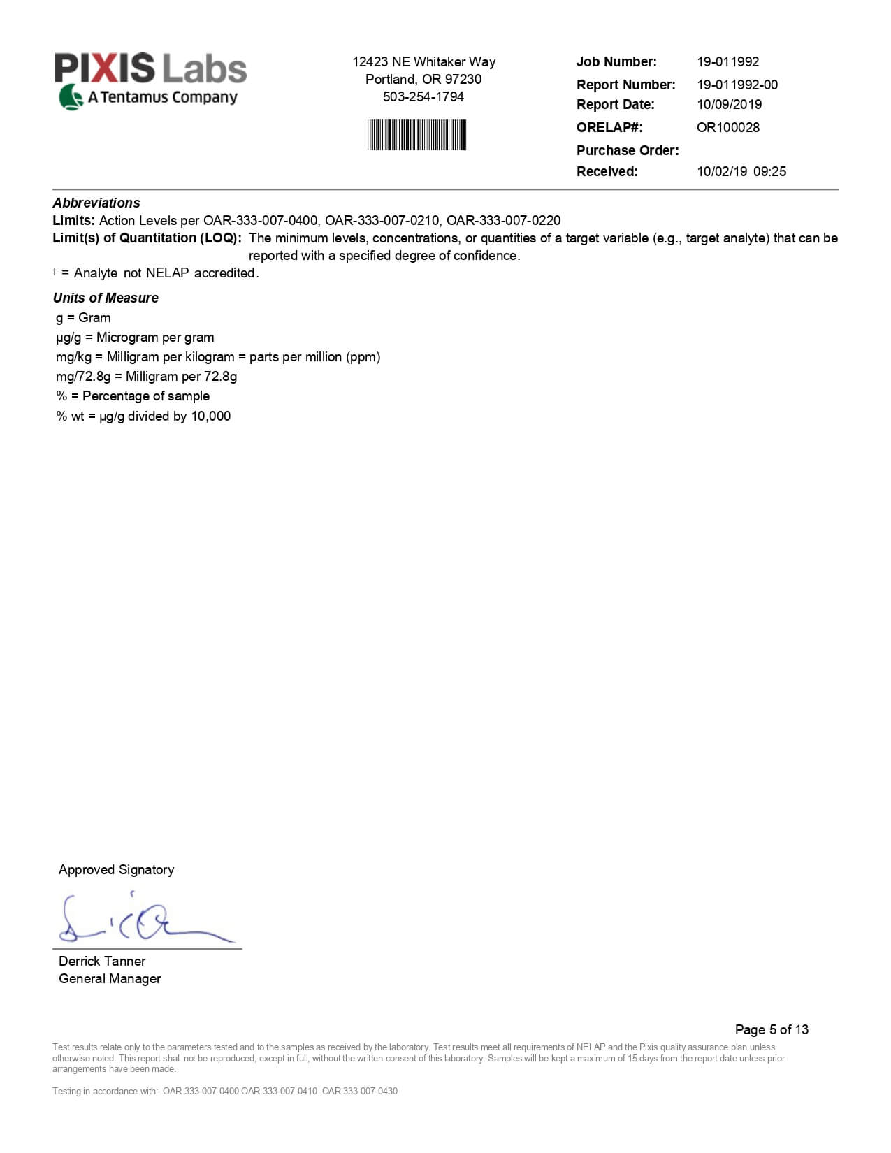 Social CBD Cooling Mint Muscle Balm Stick 400mg Lab Report