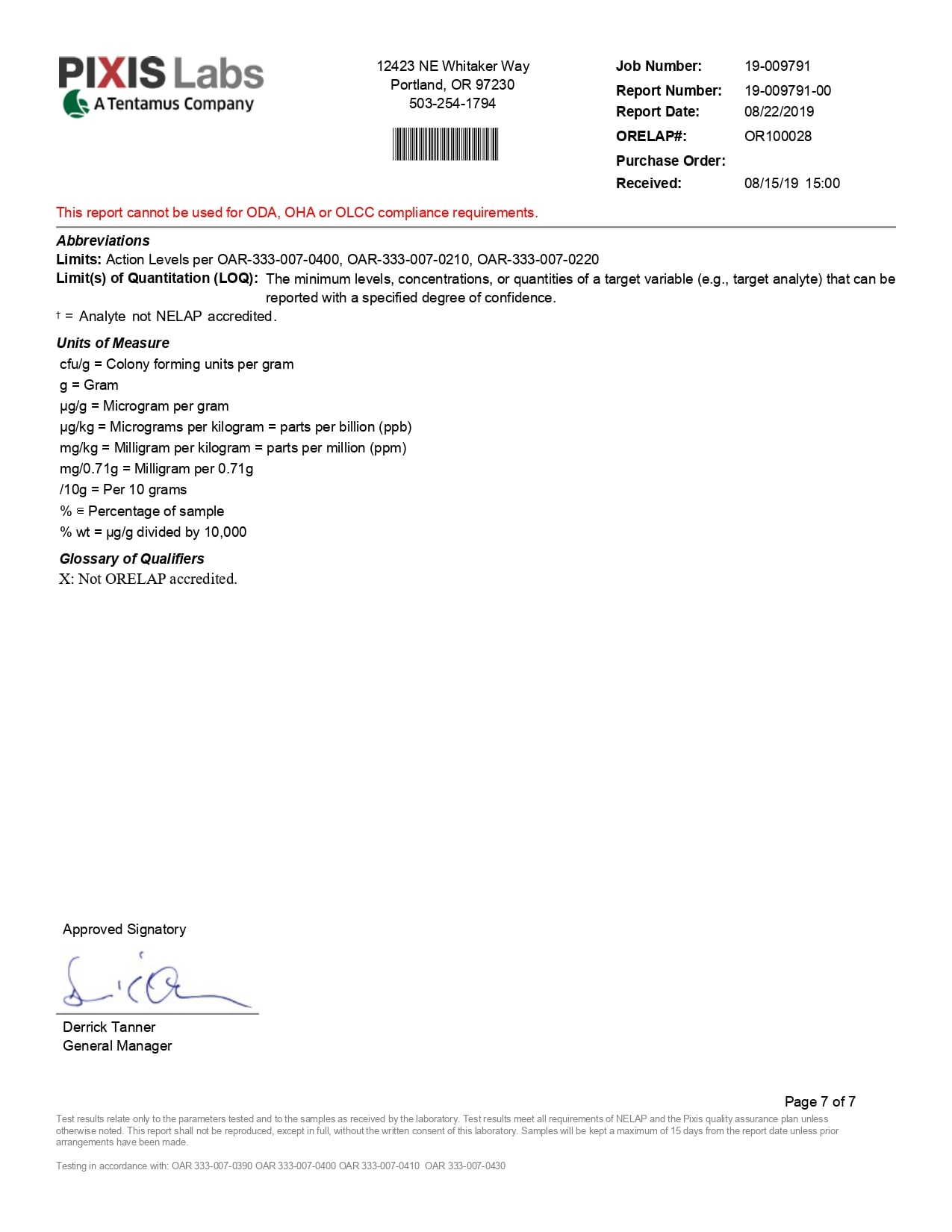 Social CBD Recover CBD Gel Capsules 1000mg Lab Report