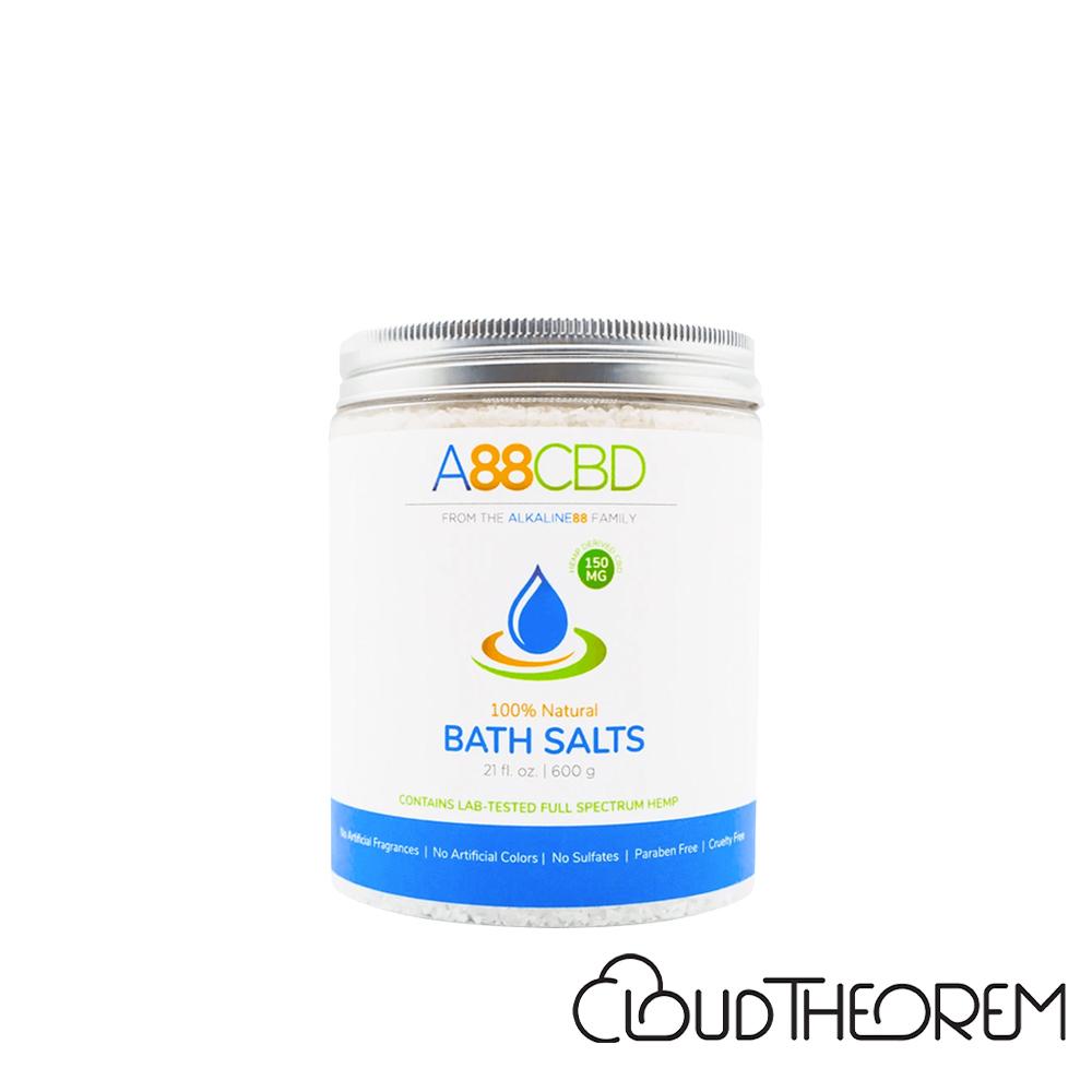 A88 CBD Bath Full Spectrum Bath Salts Lab Report