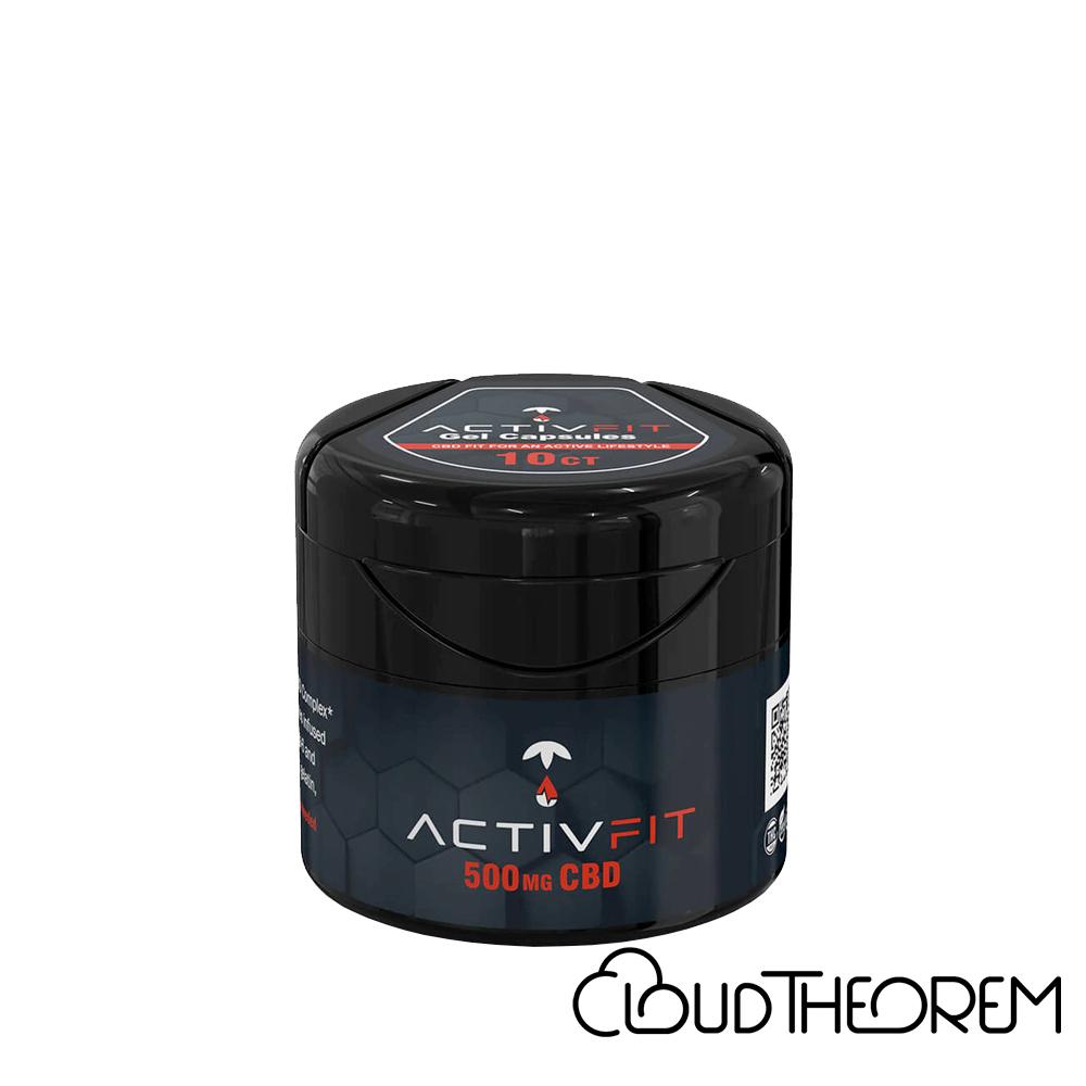 ActivFit CBD Softgels Lab Report