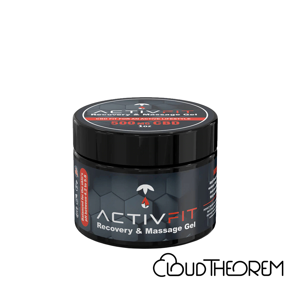ActivFit CBD Topical Muscle Rub Lab Report