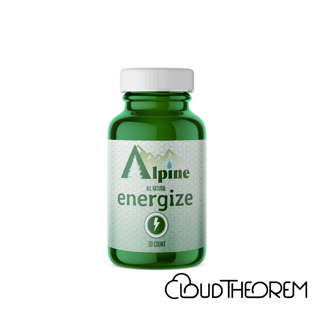 Alpine Hemp CBD Capsule Energize Lab Report - Vape Juice Depot