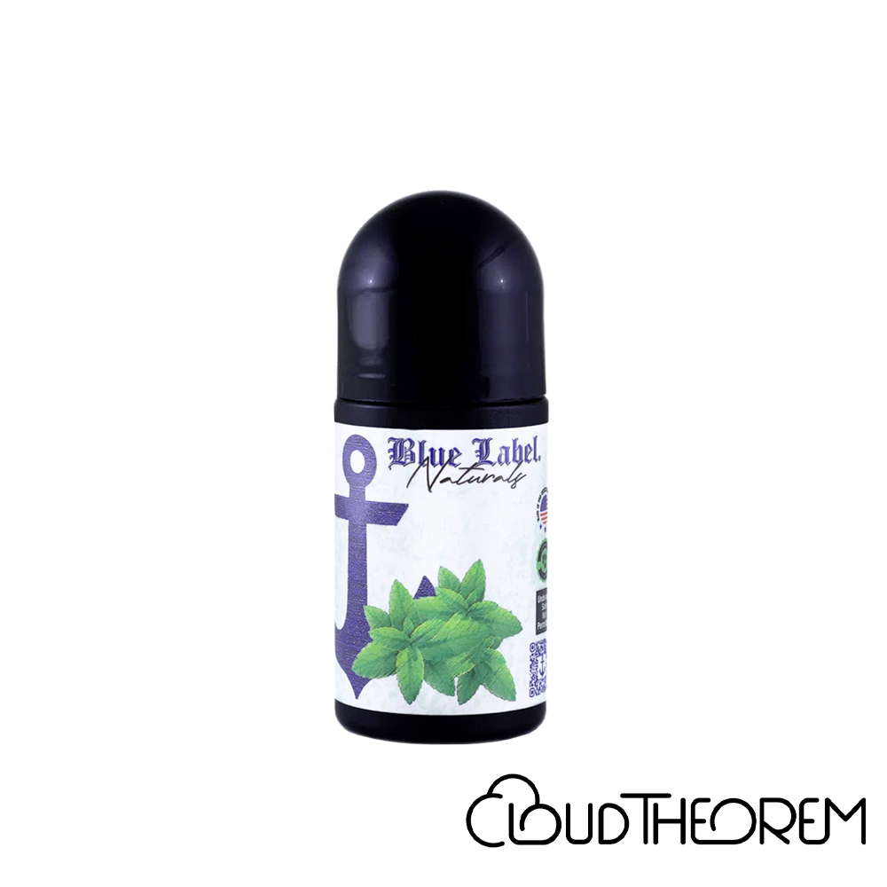 Blue Label CBD Topical Roll On Pain Relieving Gel Lab Report