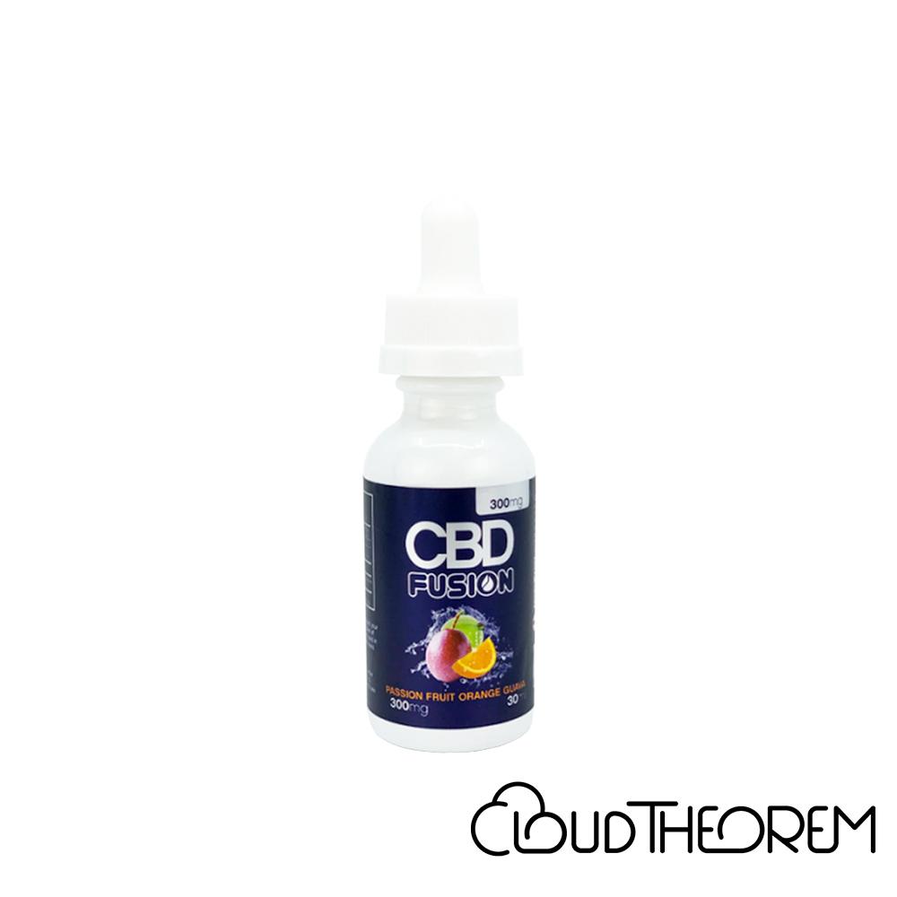 CBD Fusion CBD Vape Passionfruit Orange Guava Lab Report