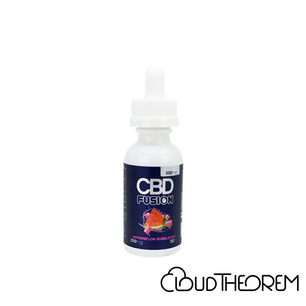CBD Fusion CBD Vape Watermelon Bubblegum Lab Report