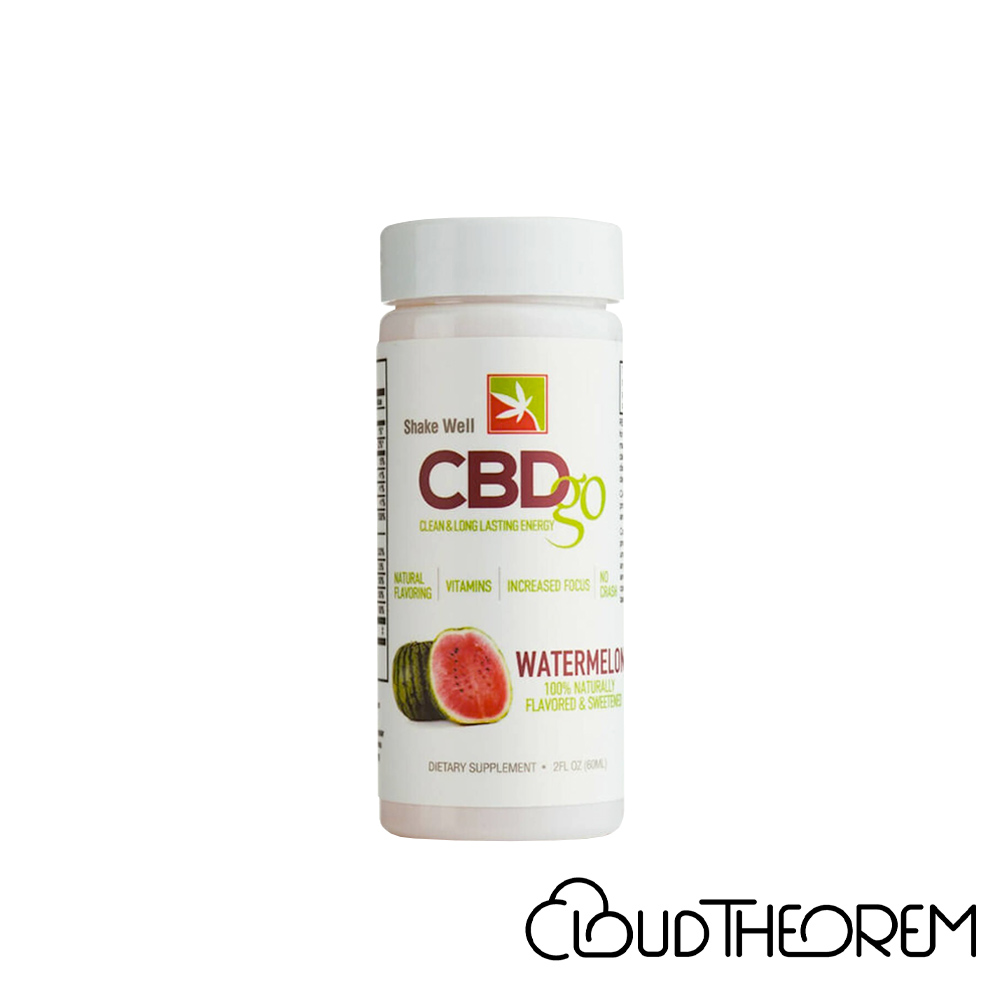 CBDgo CBD Drink Day Time Watermelon Lab Report