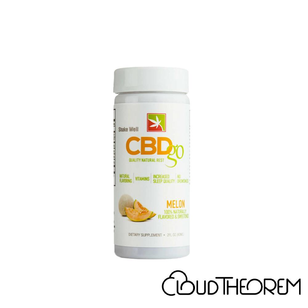 CBDgo CBD Drink Night Time Melon Lab Report