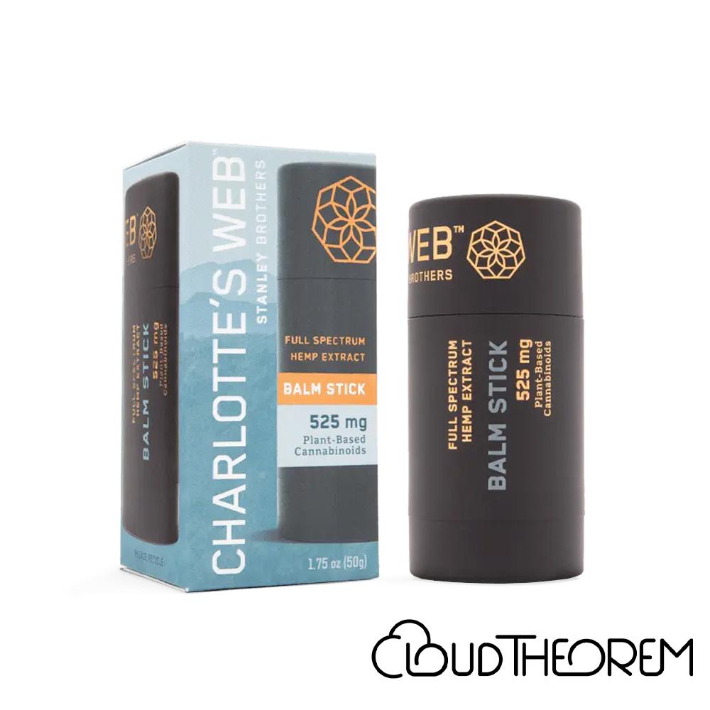 Charlottes Web CBD Topical Full Spectrum Balm Stick Lab Report