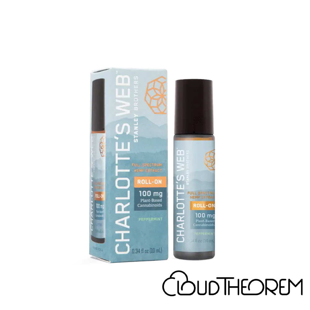 Charlottes Web Full Spectrum Peppermint Roll-On Lab Report