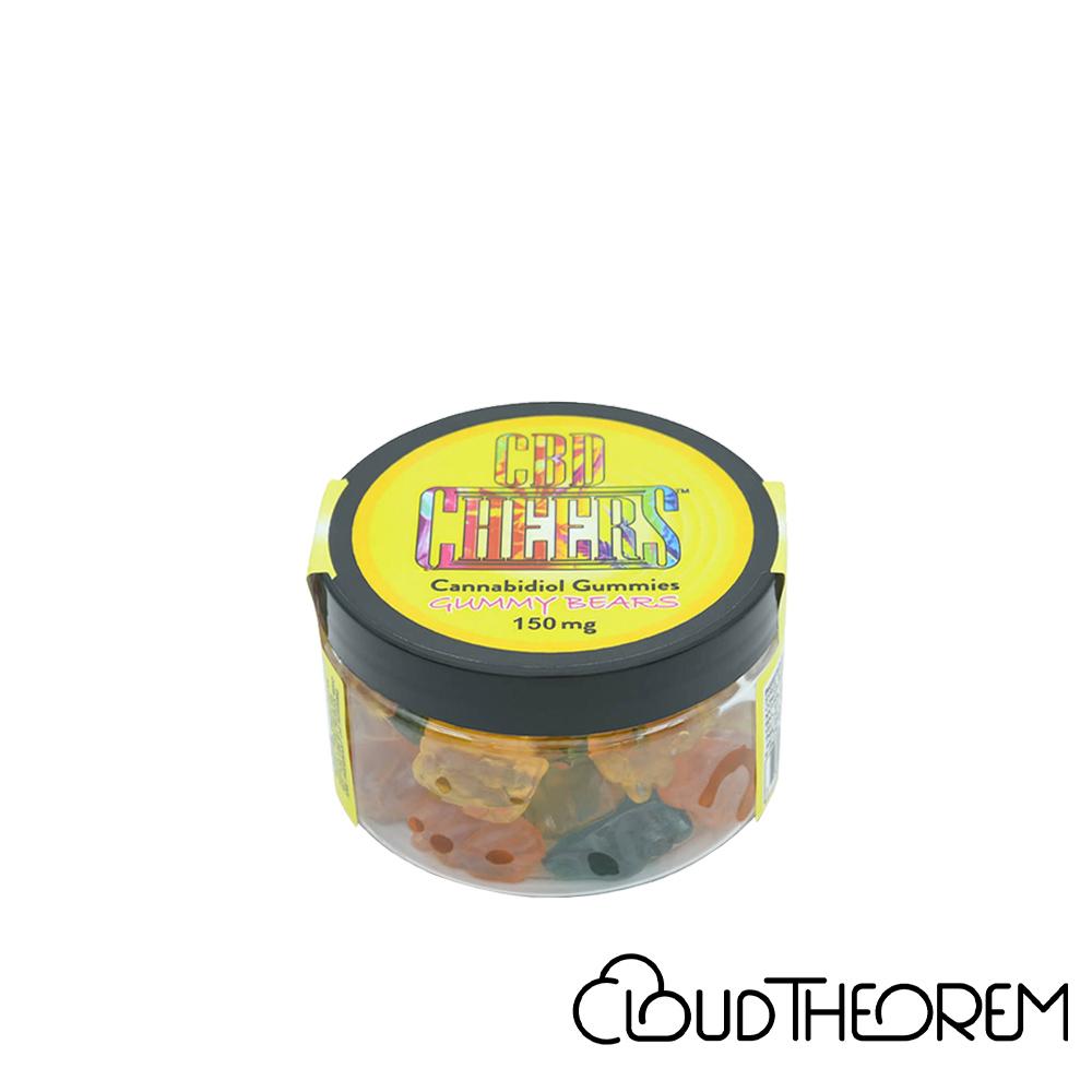 Cheers CBD CBD Edible Gummy Bears Lab Report