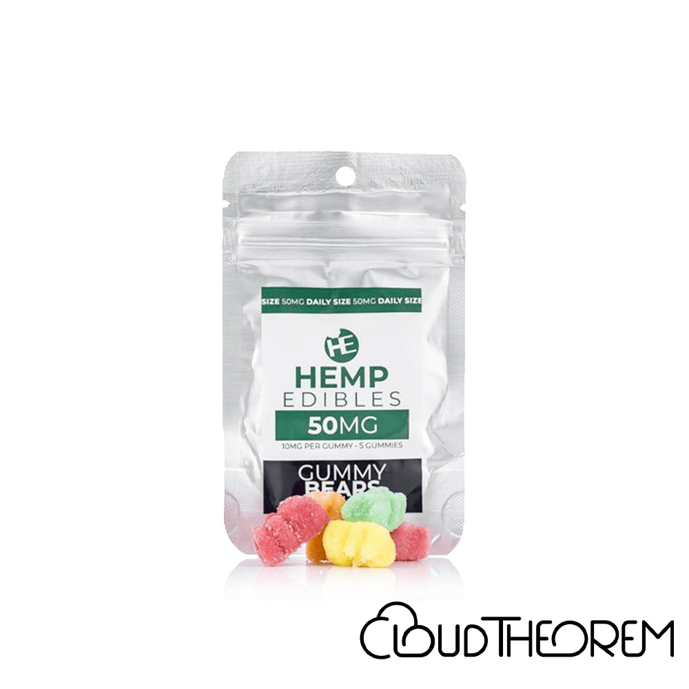 Hemp Edibles by Yami Vapor CBD Edible Grab and Go Gummies
