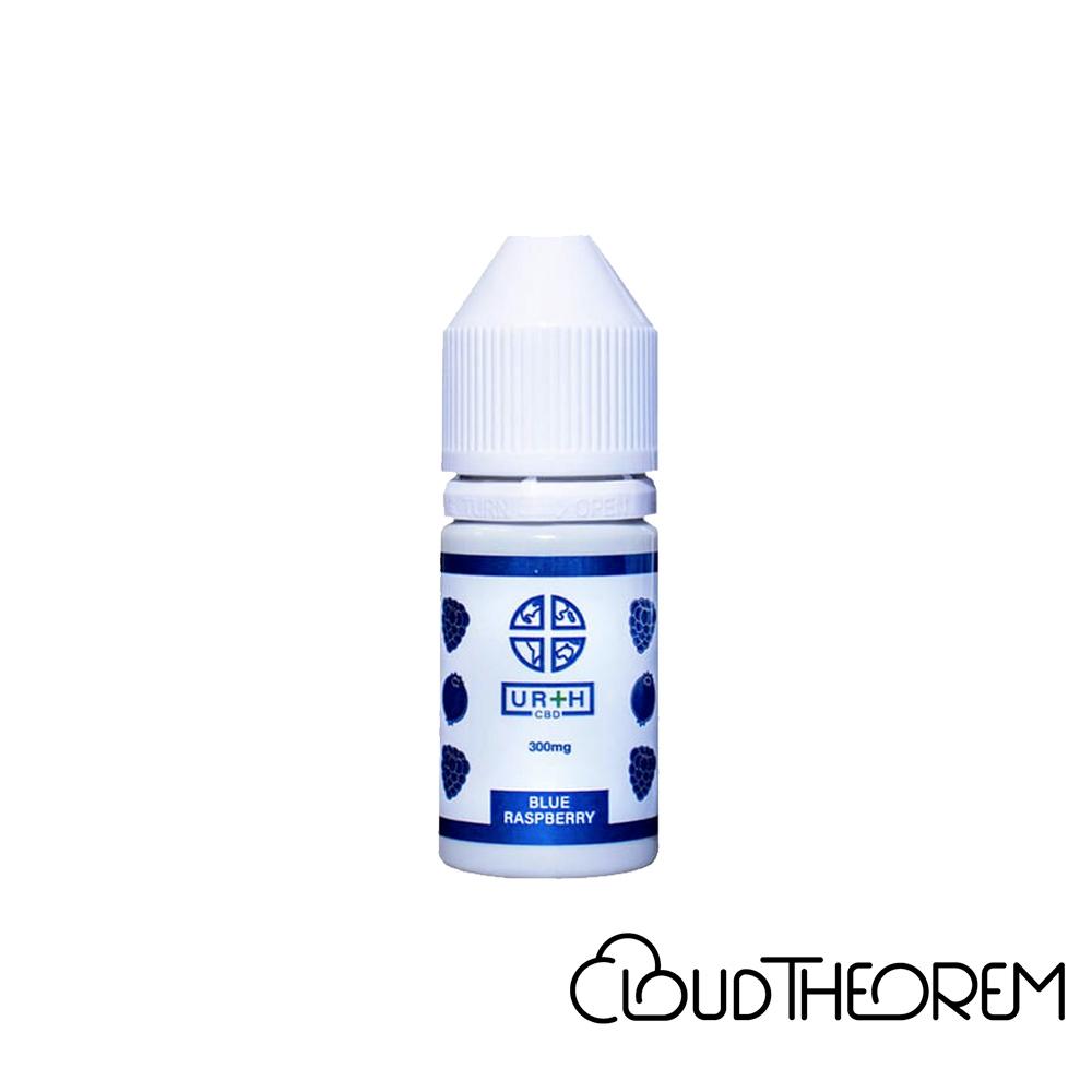 Urth CBD Vape Juice Blue Raspberry Lab Report