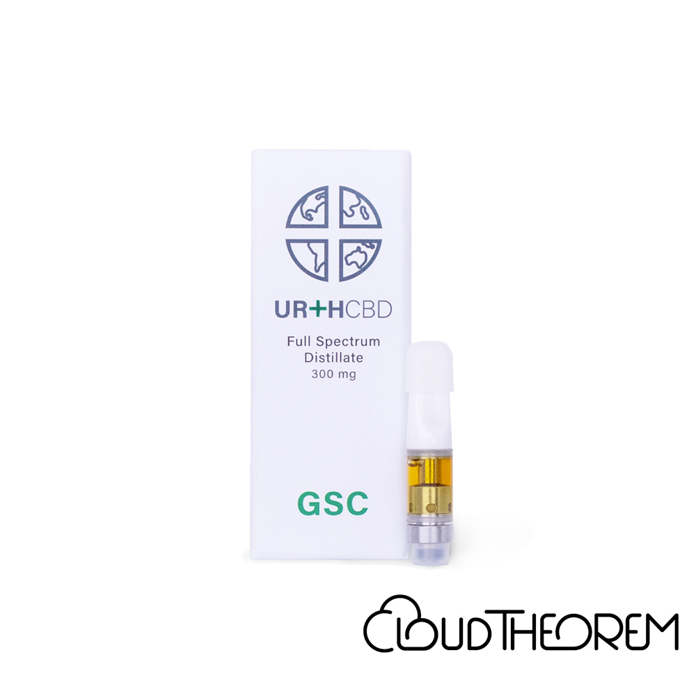 Urth CBD Cartridge Girl Scout Cookie Pain Lab Report