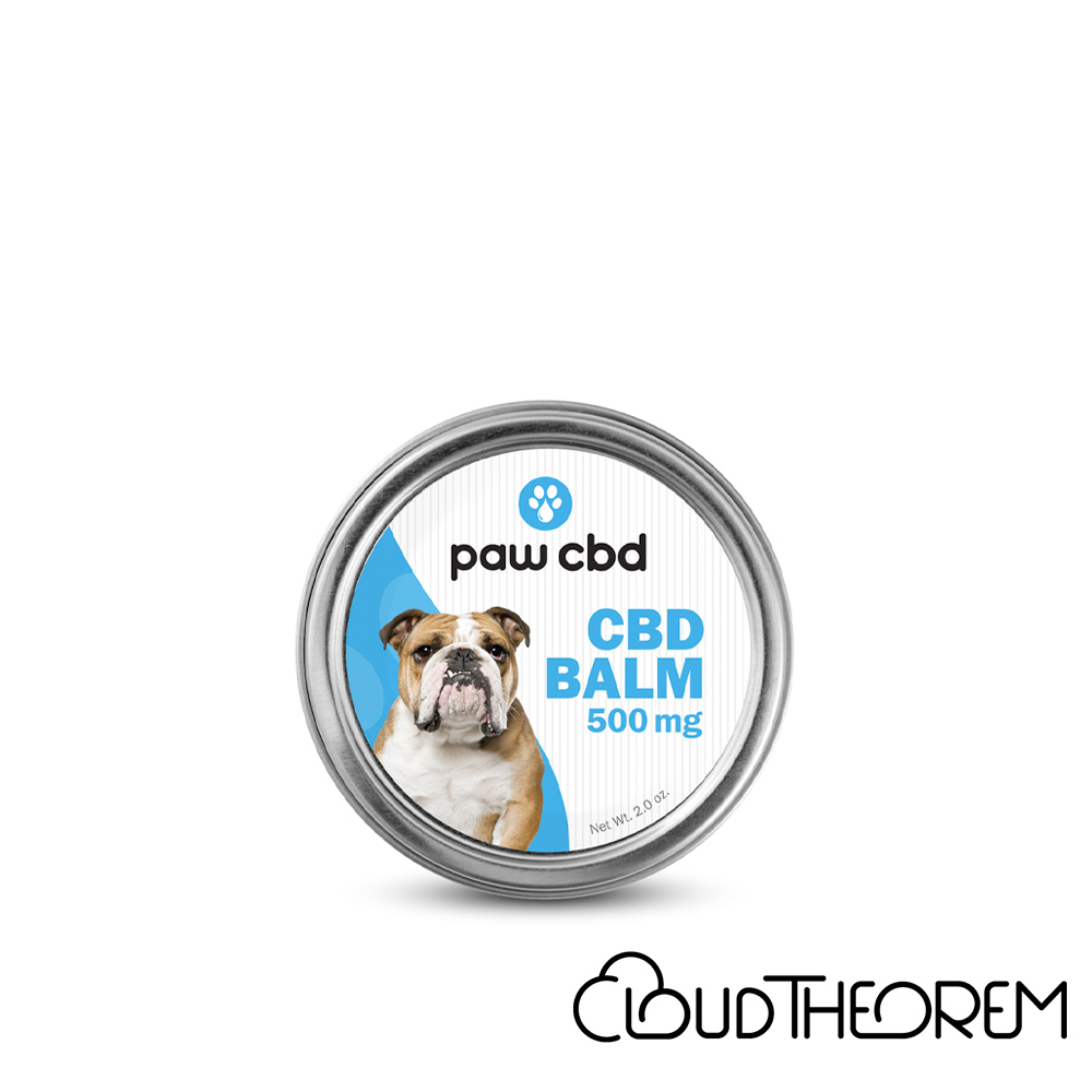 cbdMD CBD Pet Topical Paw Balm Lab Report