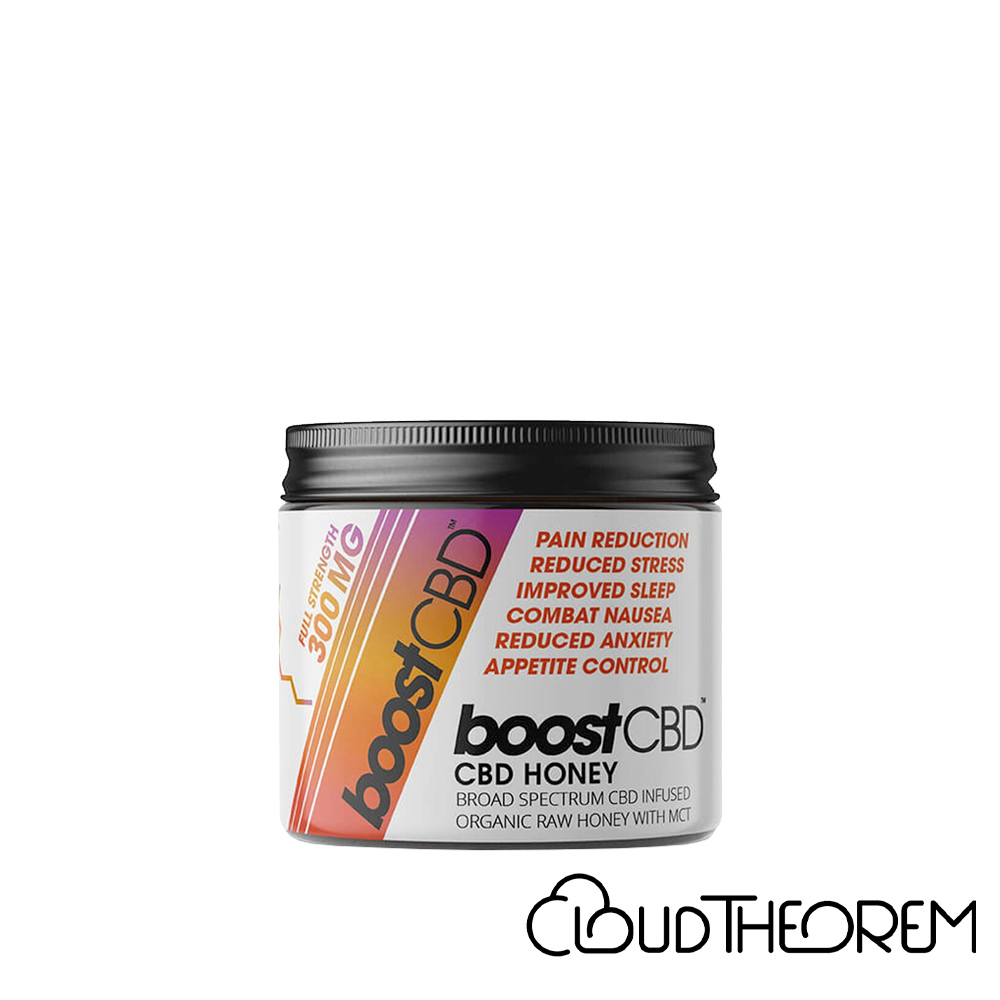 BoostCBD CBD Edible Infused Honey Lab Report