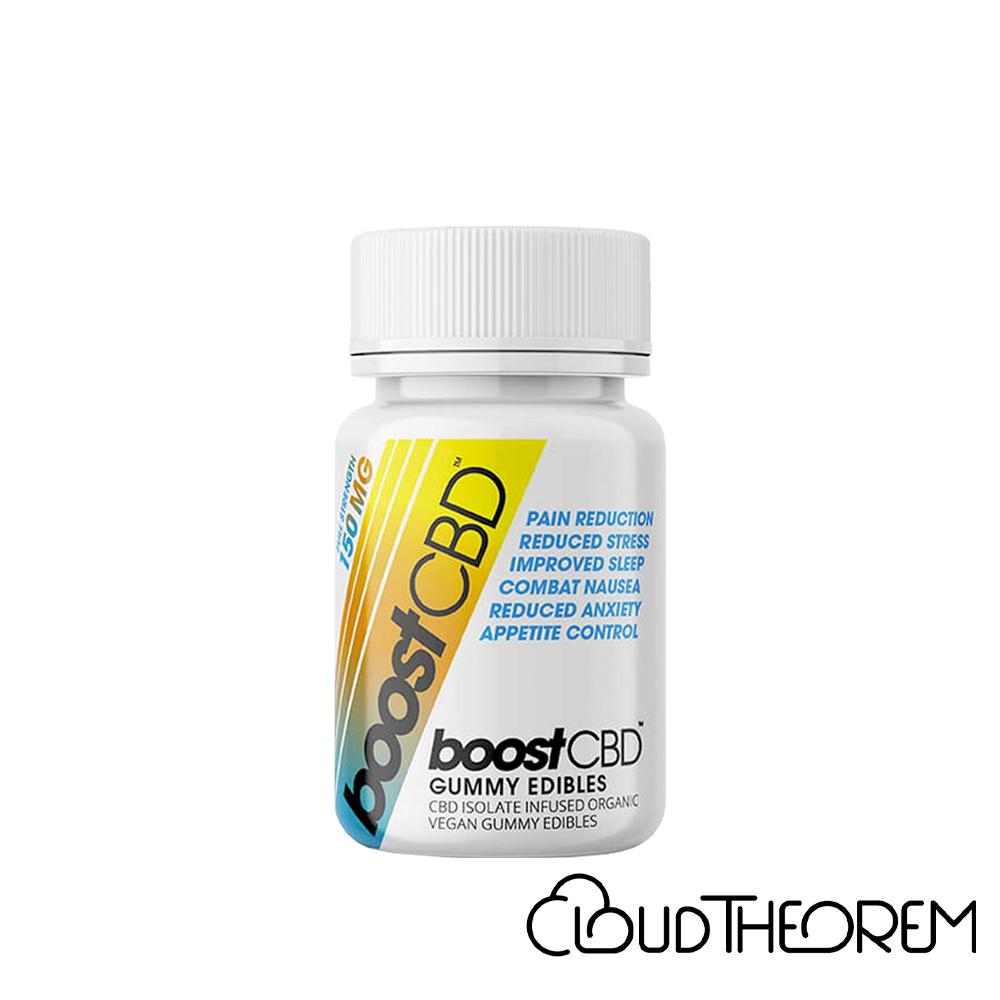BoostCBD CBD Edible Vegan Gummies Lab Report