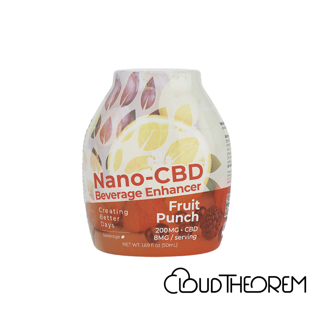 Creating Better Days CBD Drink Mix Fruit Punch Lab Report
