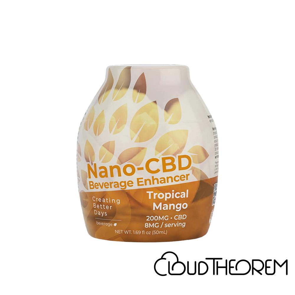 Creating Better Days CBD Drink Mix Tropical Mango Lab Report
