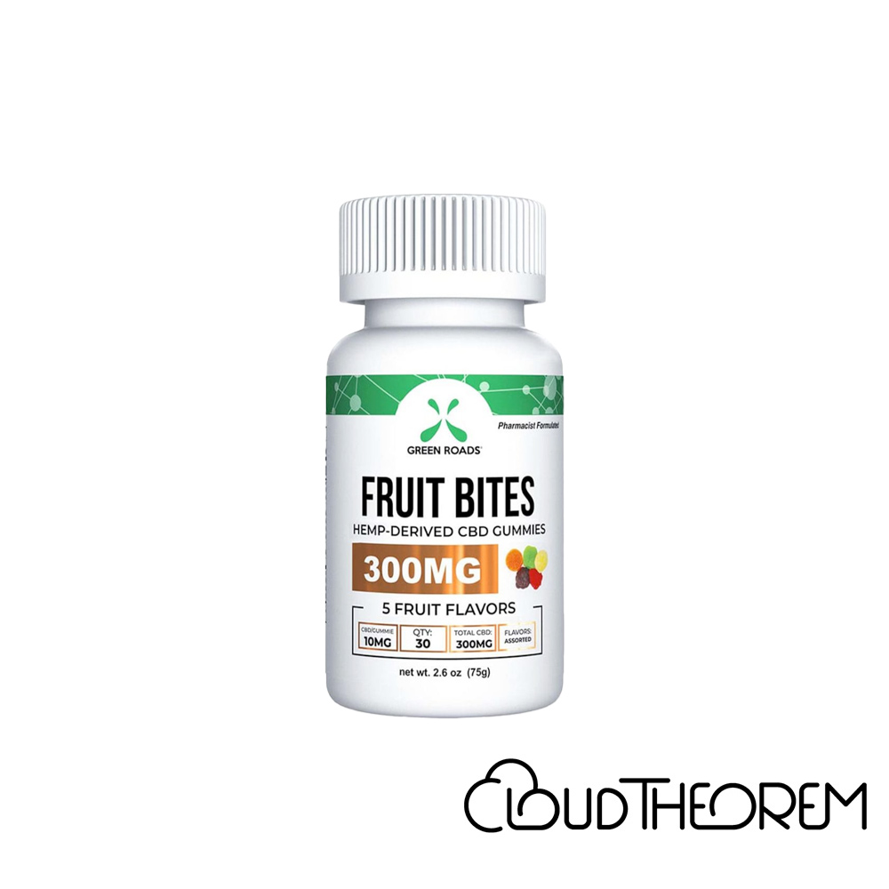 Green Roads CBD Edible Fruit Bites Lab Report