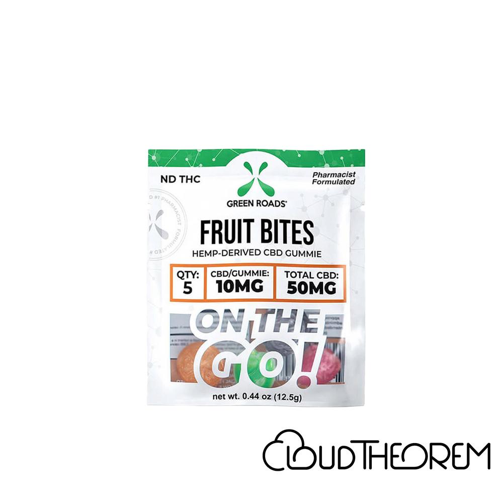Green Roads CBD Edible Fruit Bites OTG Lab Report
