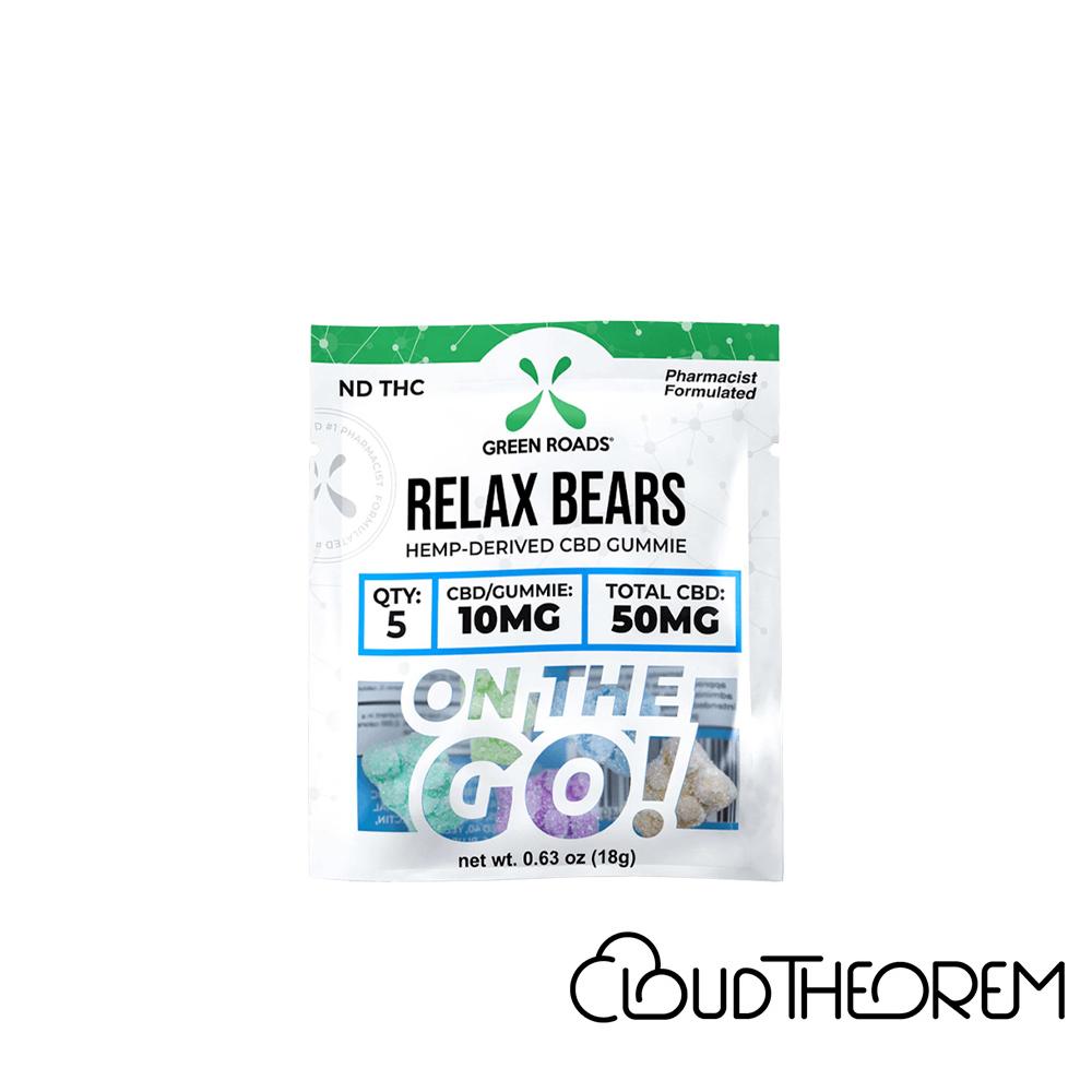 Green Roads CBD Edible Relax Bears OTG Lab Report