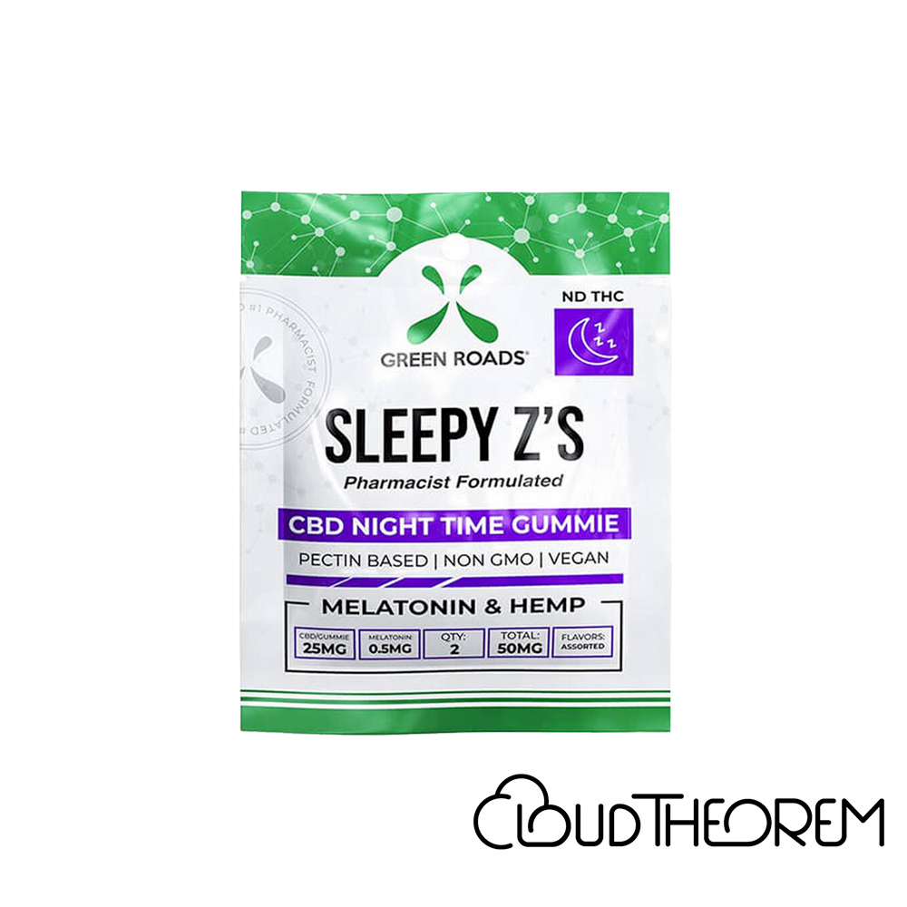 Green Roads CBD Edible Sleepy Z's Lab Report
