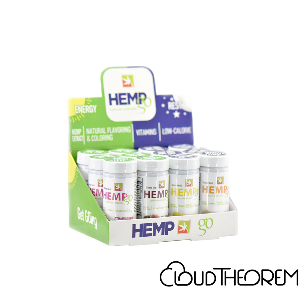 HEMPgo CBD Drink Day/Night 12 Pack Lab Report