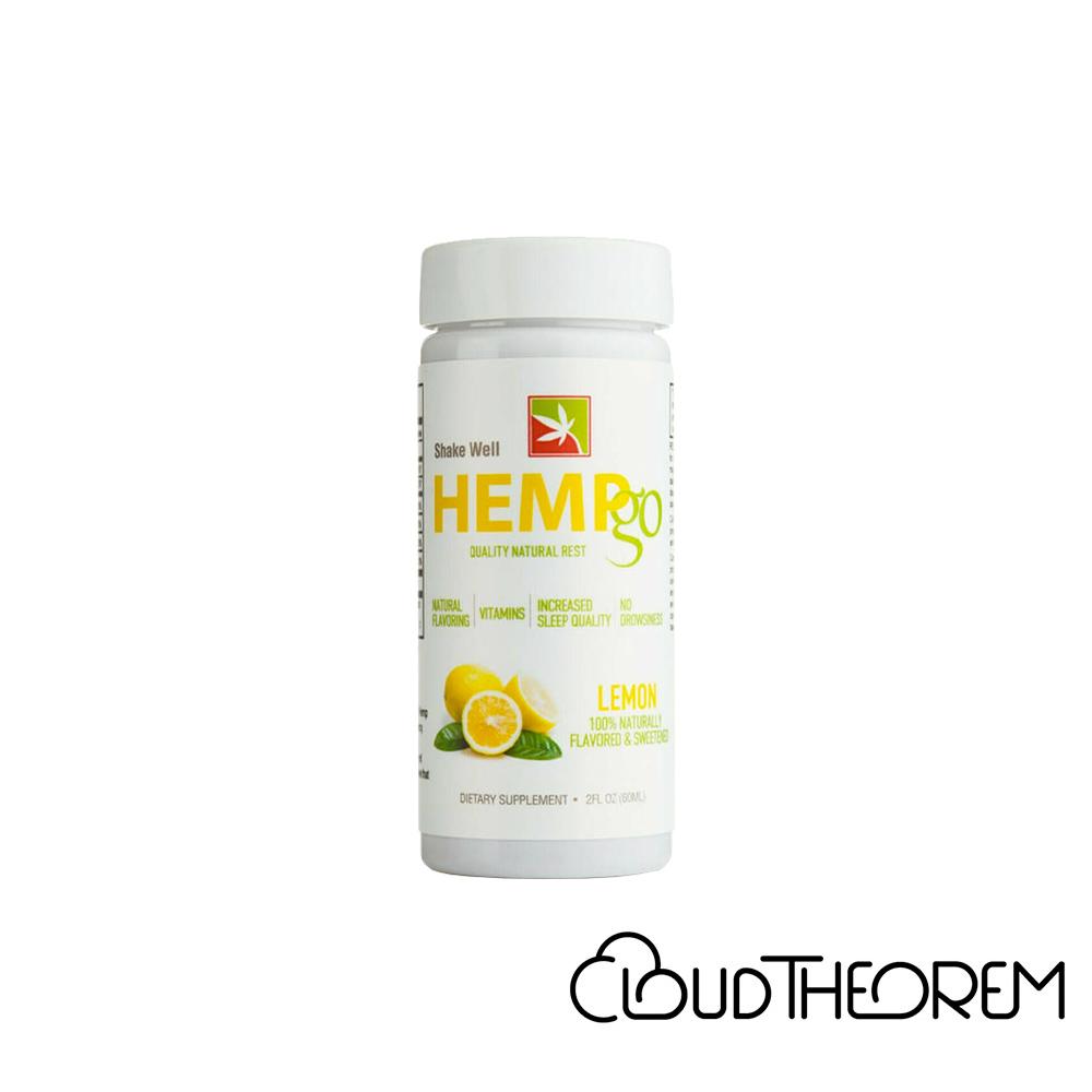 HEMPgo CBD Drink Night Time Lemon Lab Report