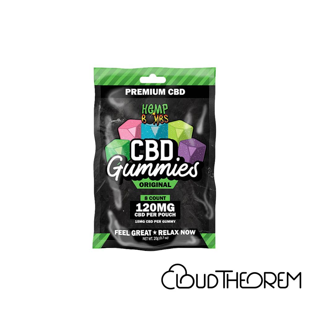 Hemp Bombs CBD Edible Original Gummies Lab Report