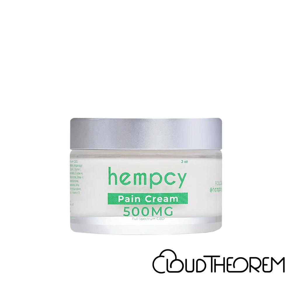 Hempcy CBD Topical Pain Cream Lab Report