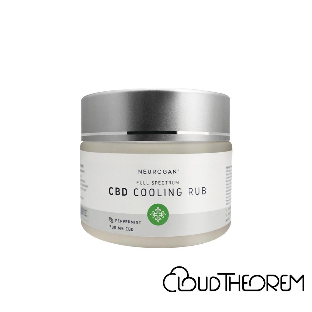 Neurogan, Inc. CBD Topical Full Spectrum Cooling Rub Peppermint Lab Report