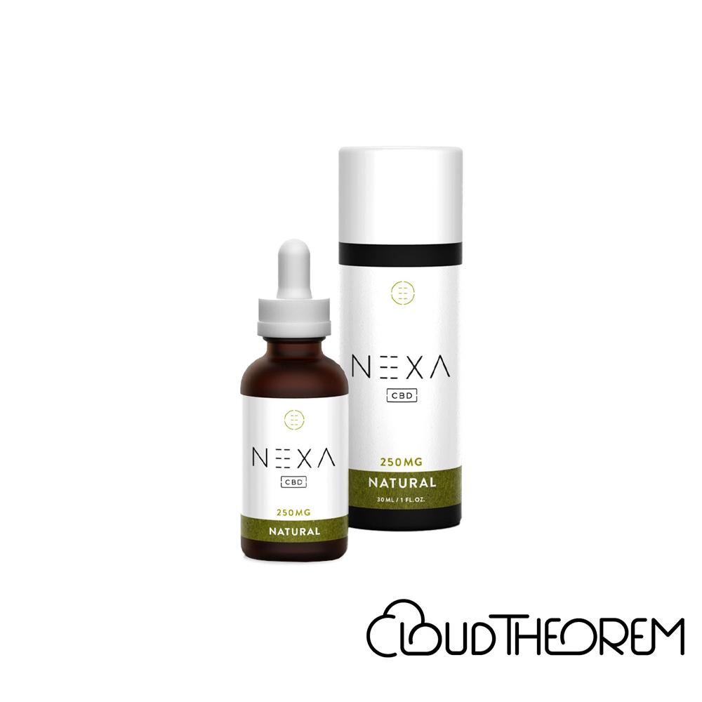 Nexa CBD Tincture Natural Lab Report